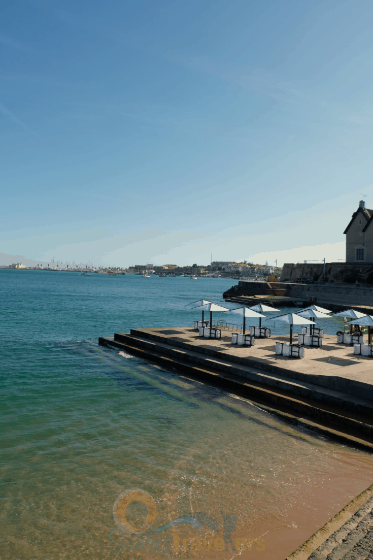 Walking from Estoril to Cascais is one of the best things to do in Cascais.