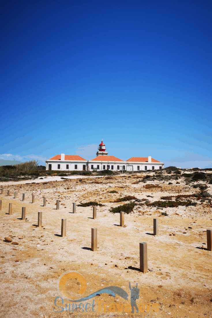 Farol do Cabo Sardão lighthouse