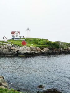 Drive from Boston to Acadia National Park on the Coastal Maine