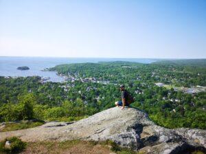 Exploring the coastal Maine from Boston to Acadia National Park.