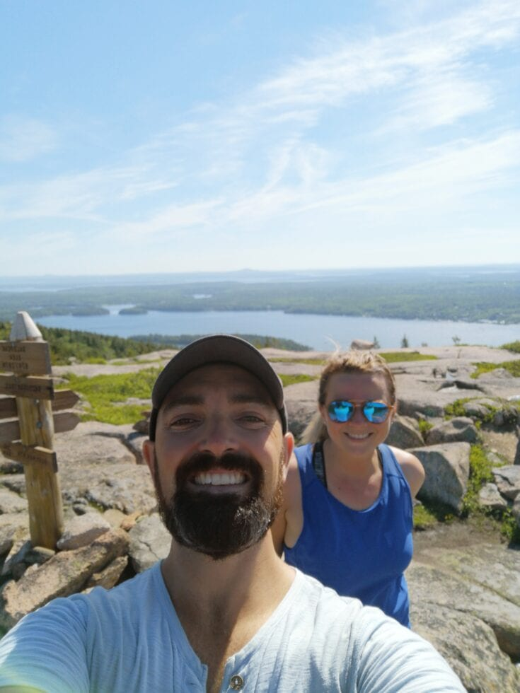 Boston to Acadia National Park travel guide.