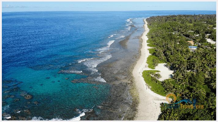 Pacific Island of Rarotonga