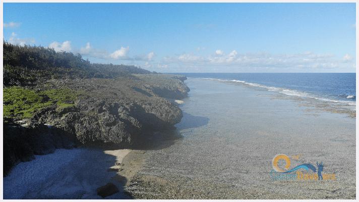 Exploring Atiu Island