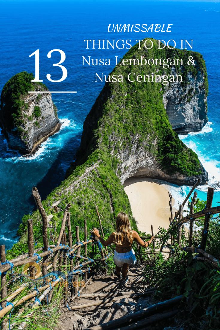 13 Unmissable Things To Do In Nusa Lembongan & Nusa Ceningan