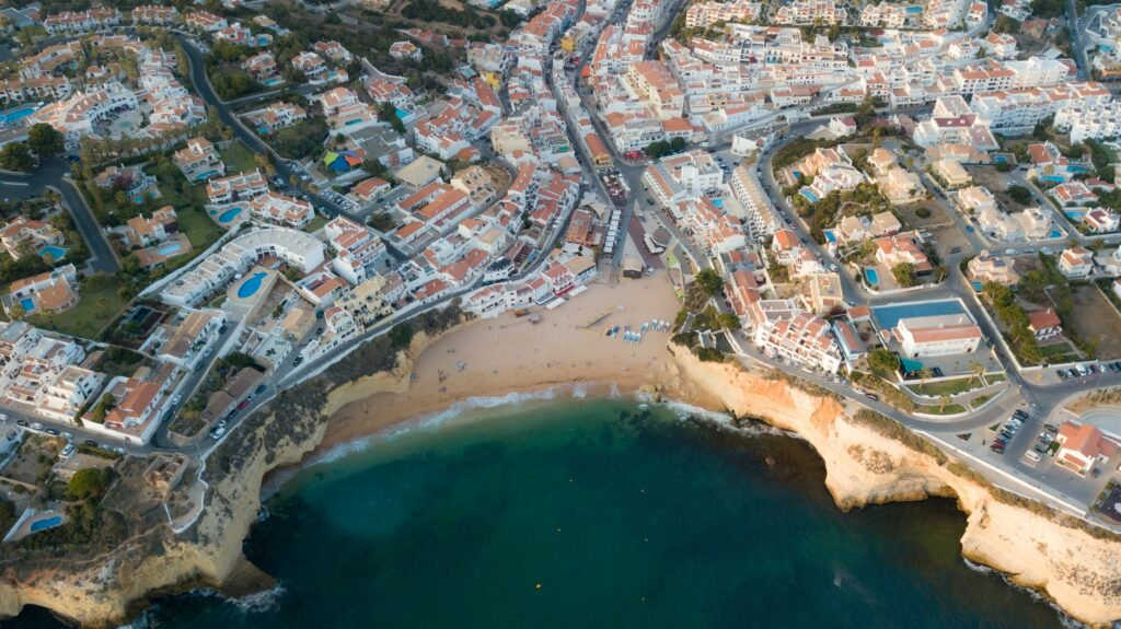 Carvoeiro, Portugal (with Map and Pictures)