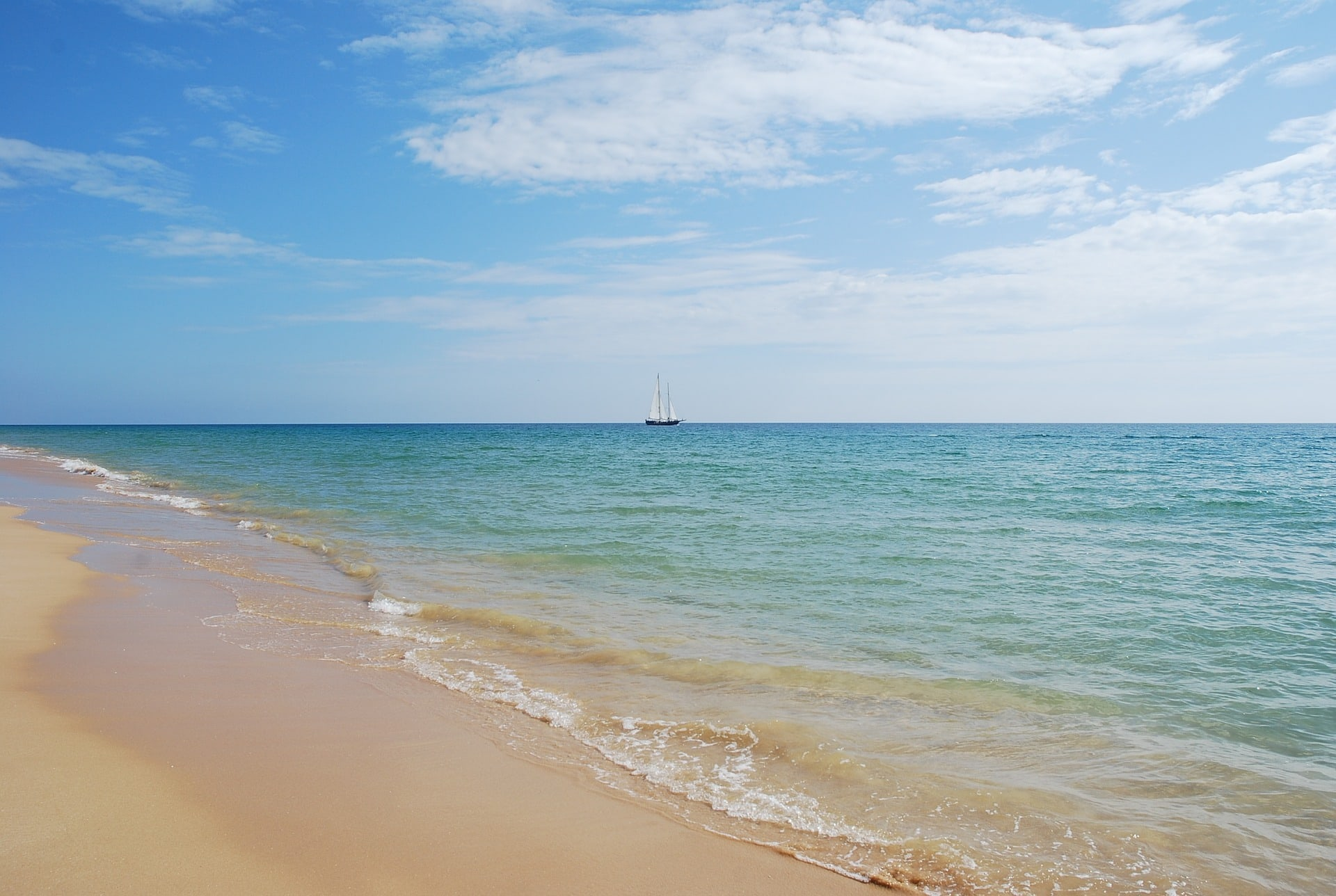 Visit Olhão's best beaches.